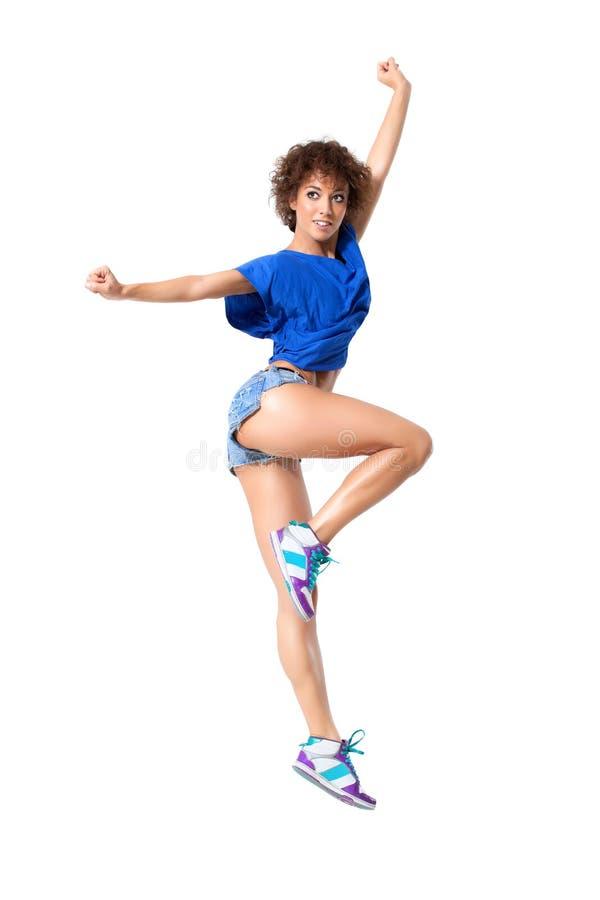 Download O dançarino imagem de stock. Imagem de elegance, fêmea - 29835803
