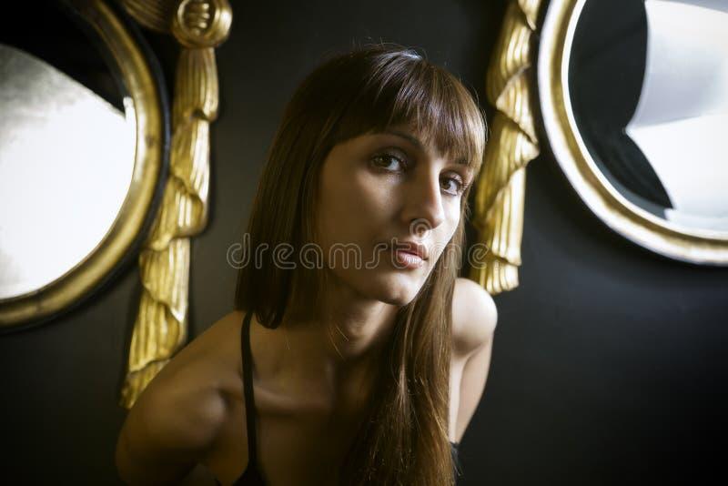 Posh Girl Royalty Free Stock Image