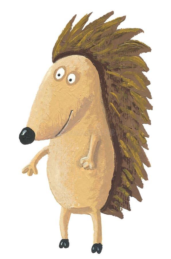 Posição bonito do hedgehog