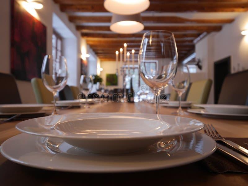 posiłku setu stół obrazy royalty free