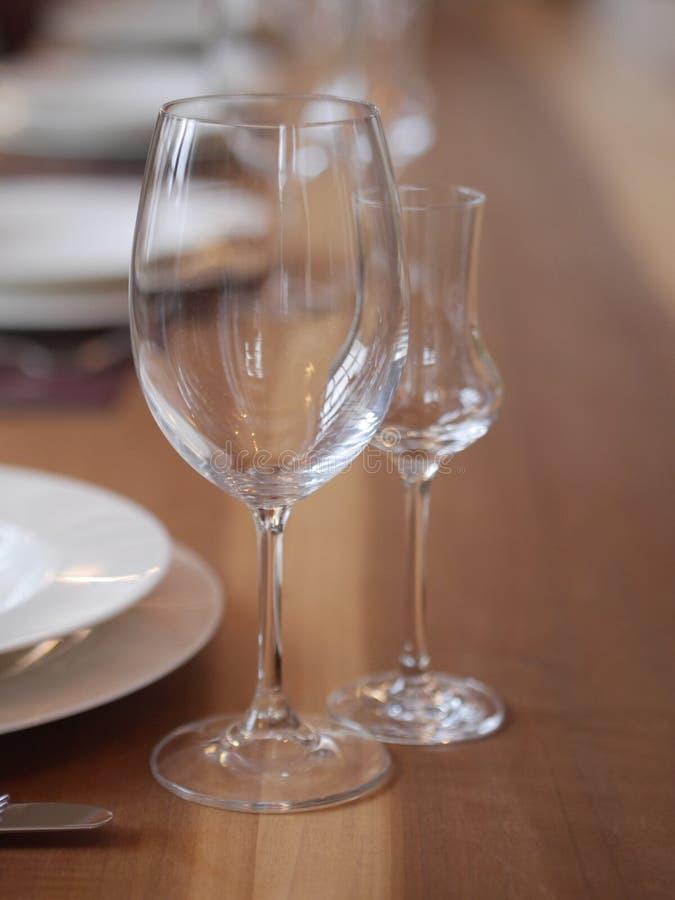 posiłku setu stół zdjęcia royalty free