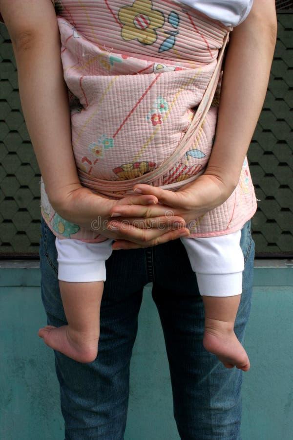 posiadanie dziecka zdjęcie stock