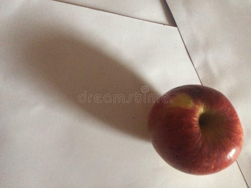 Posición asombrosa de la fruta a la pintura imagen de archivo