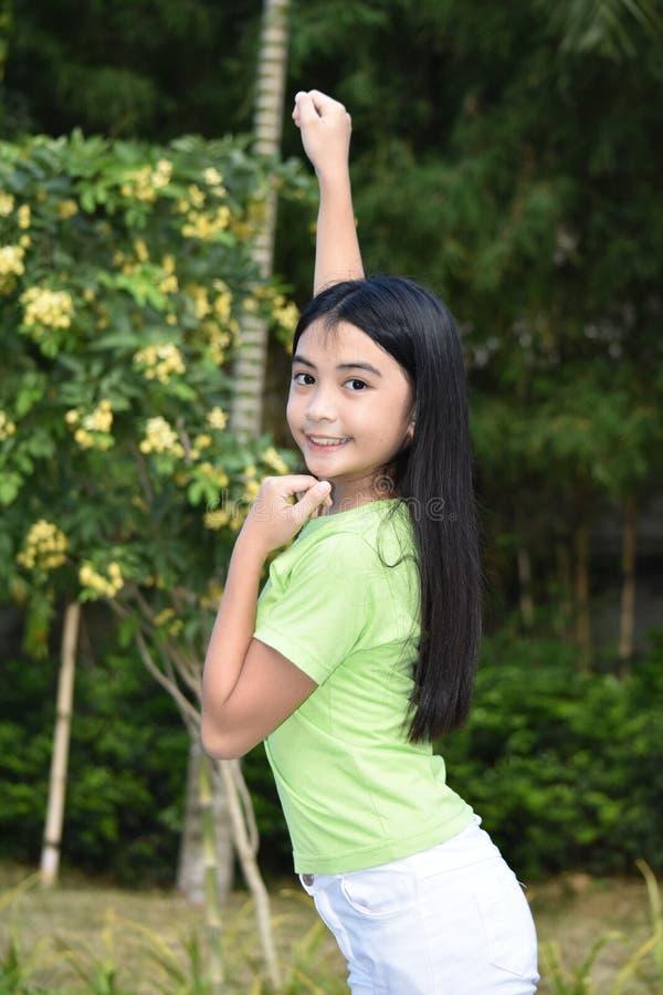 Petite Asian Teens