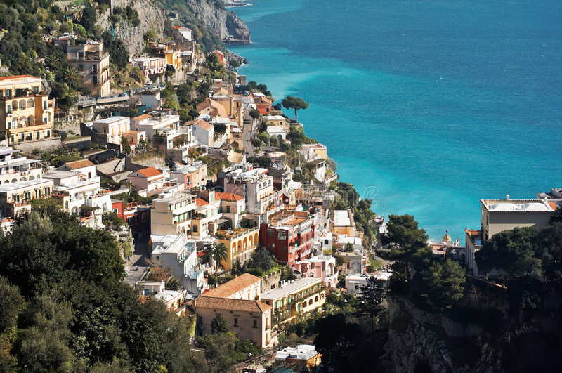 Download Positano stock image. Image of naples, journey, coastline - 2031431