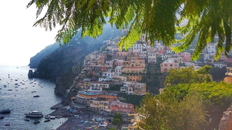 Positano, Amalfi coast royalty free stock image