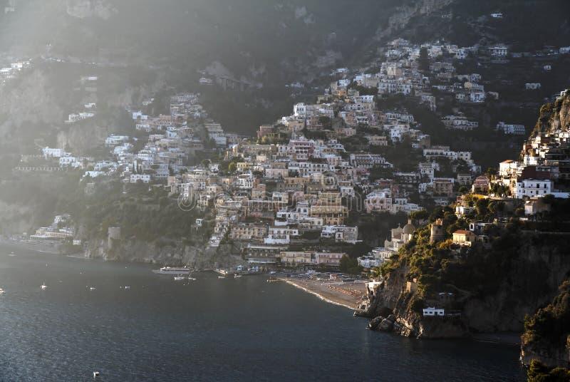 Positano Costiera Amalfitana royalty free stock photos