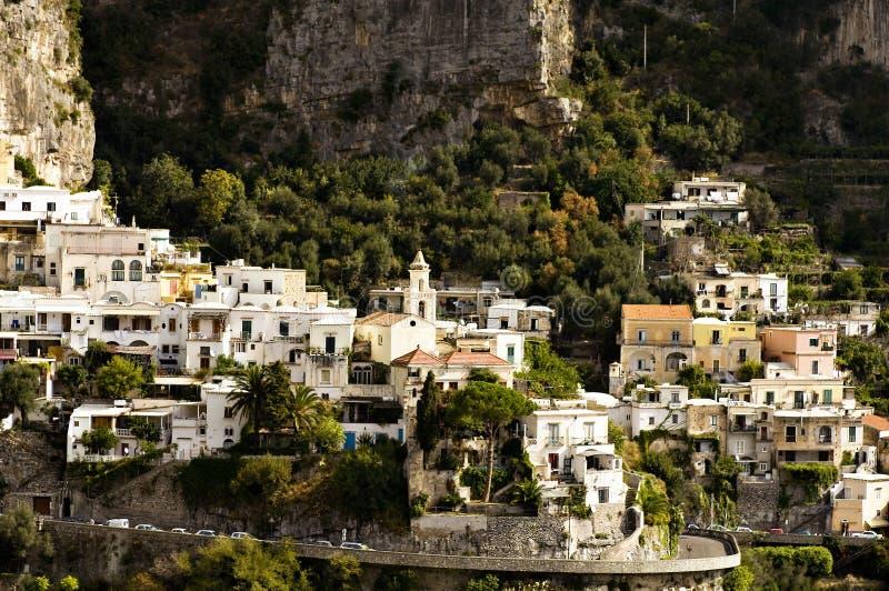 Download Positano de l'Italie photo stock. Image du ressource, explorez - 8663076