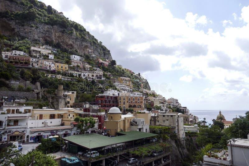 Positano, Italia fotografía de archivo libre de regalías