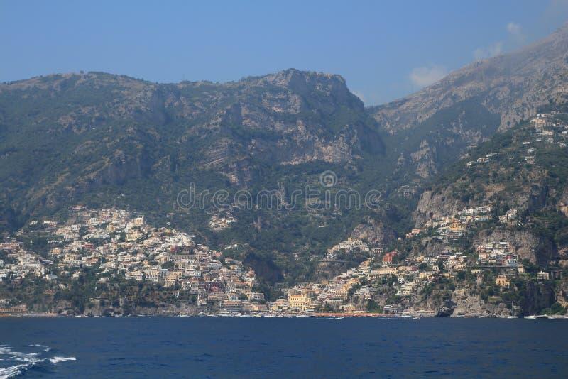 Positano, Italien lizenzfreie stockfotografie
