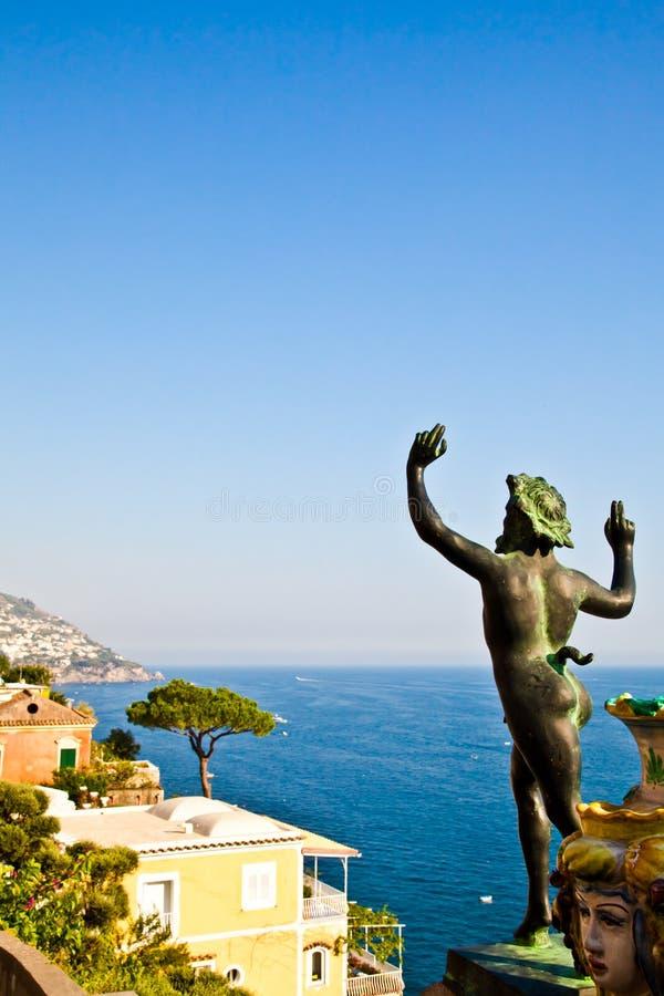 Download Positano view stock image. Image of naples, europe, panorama - 22834179