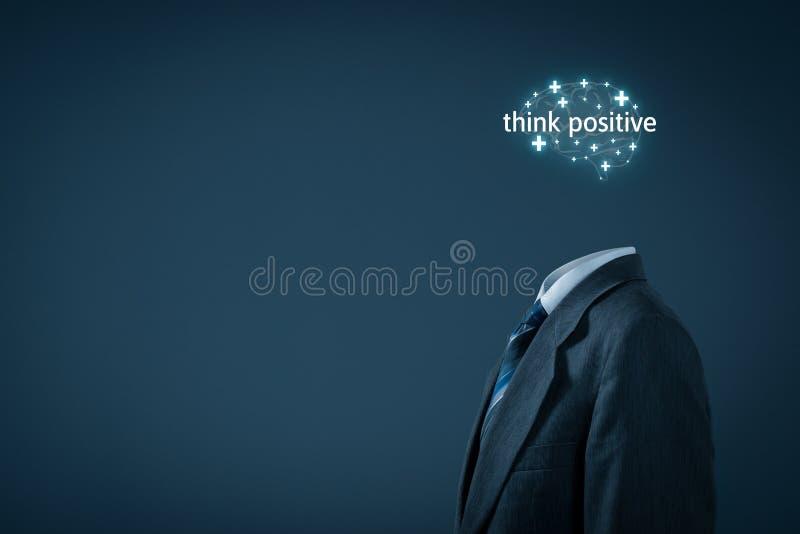 Positieve motivatie concept stock foto