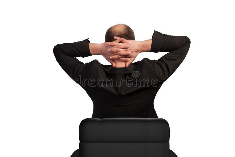 Position décontractée photos libres de droits
