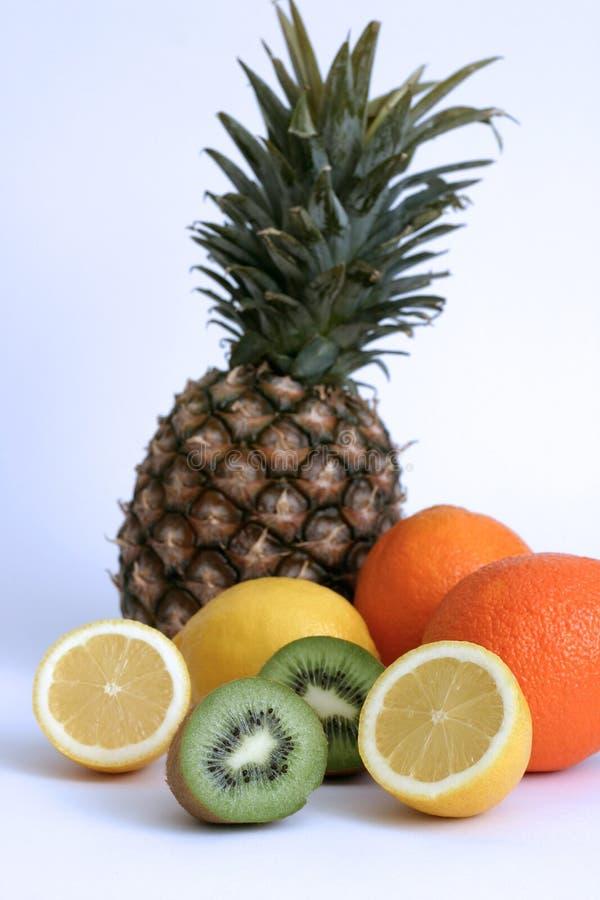 Positionnement de fruit image stock
