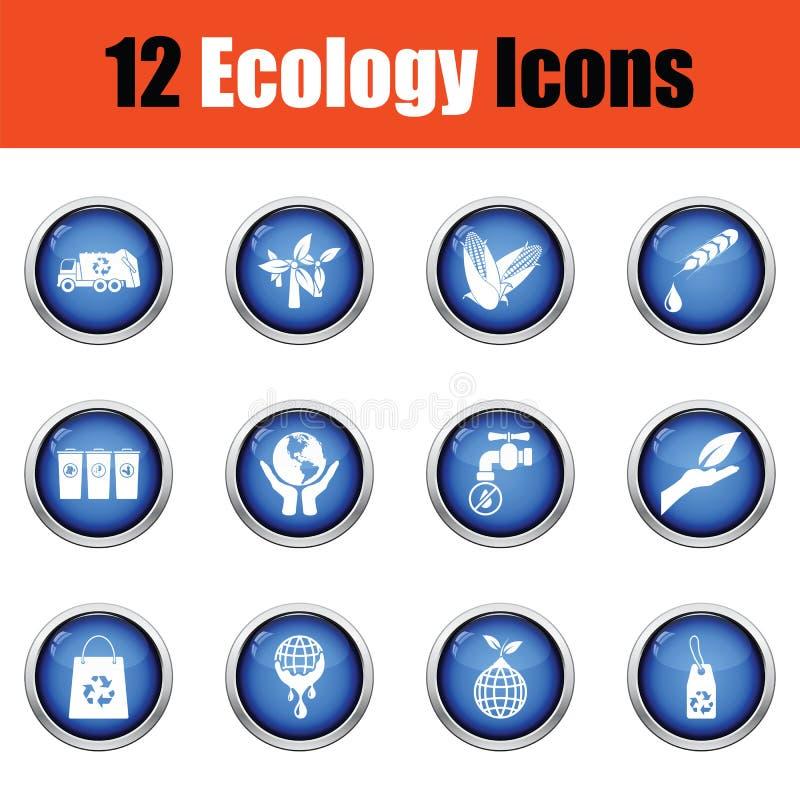 Download Positionnement De Graphisme D'écologie Illustration de Vecteur - Illustration du énergie, conteneur: 77157694