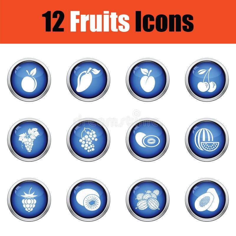 Download Positionnement De Graphisme De Fruit Illustration de Vecteur - Illustration du fruit, corinthe: 77158401