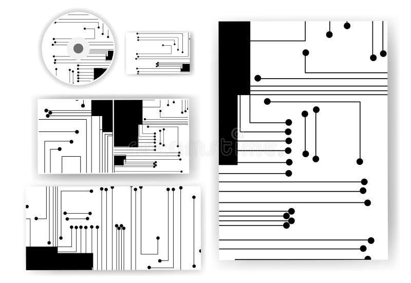 Download Positionnement De Papeterie Pour Votre Conception Illustration de Vecteur - Illustration du dessin, énergie: 45368541