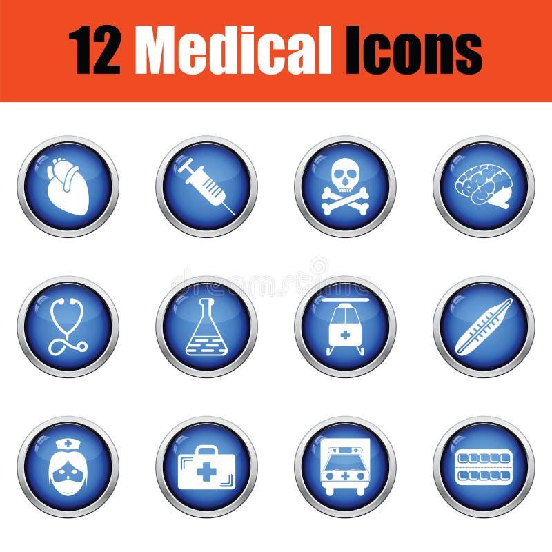 Download Positionnement Médical De Graphisme Illustration de Vecteur - Illustration du aide, médecine: 77160075