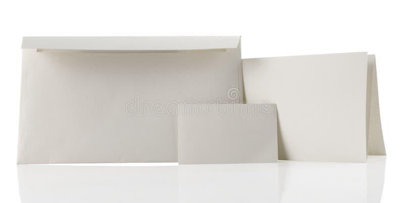 Positionnement stationnaire d'affaires photo stock