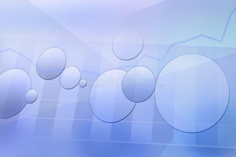 positiv trend för affär vektor illustrationer