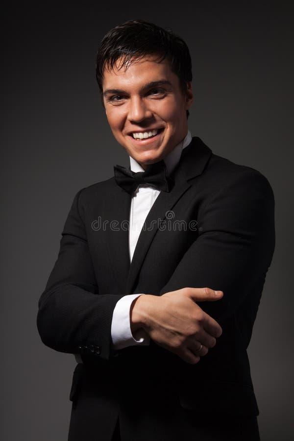 Download Positive Confident Businessman Stock Image - Image: 17907555