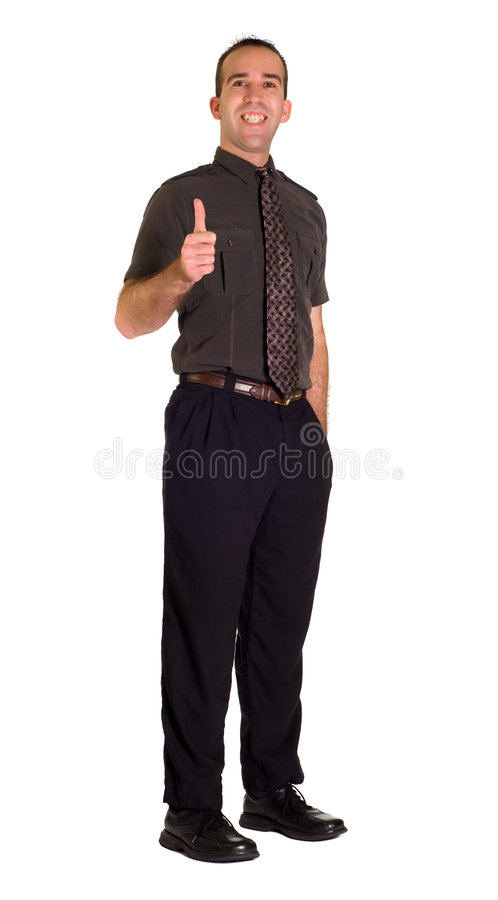Download Positive Employee stock photo. Image of pleased, happiness - 7159894