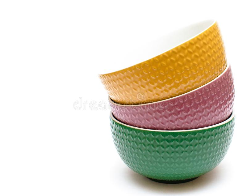 Positive breakfast items stock images