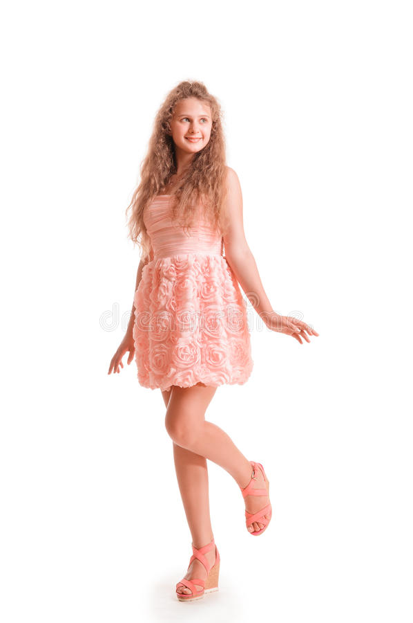 Download Positive teen girl stock photo. Image of blonde, beauty - 31550884