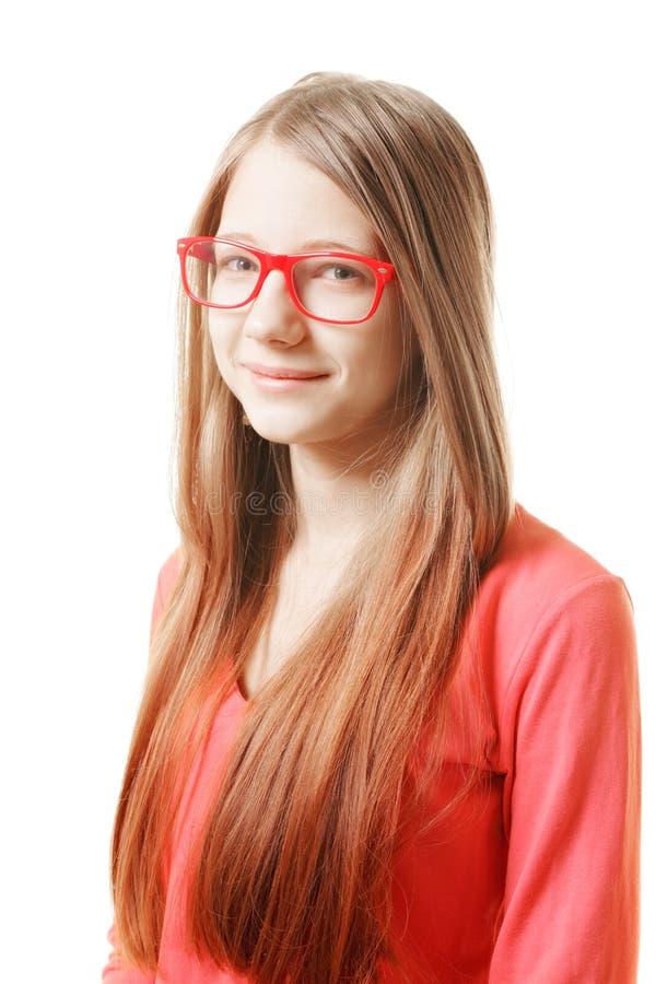 Positive Teenage Girl Stock Photography