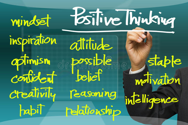 Download Positive thinking stock photo. Image of healthy, psychology - 38727520