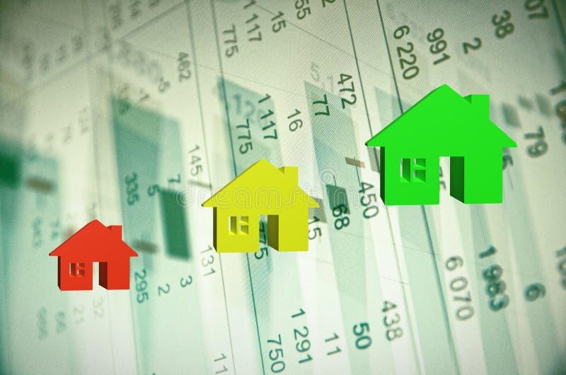 Property Market royalty free stock photos