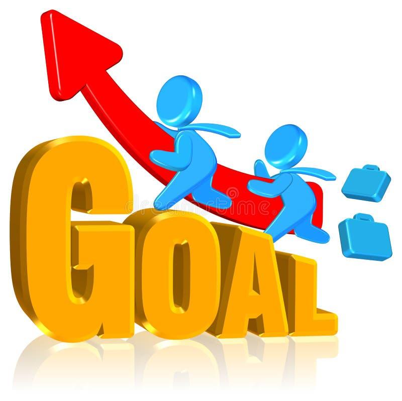Download Positivity Business stock illustration. Illustration of goal - 24537001