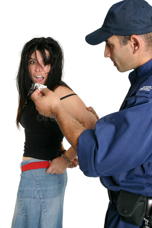 Download Possession of Drugs stock image. Image of enforcement - 1748197