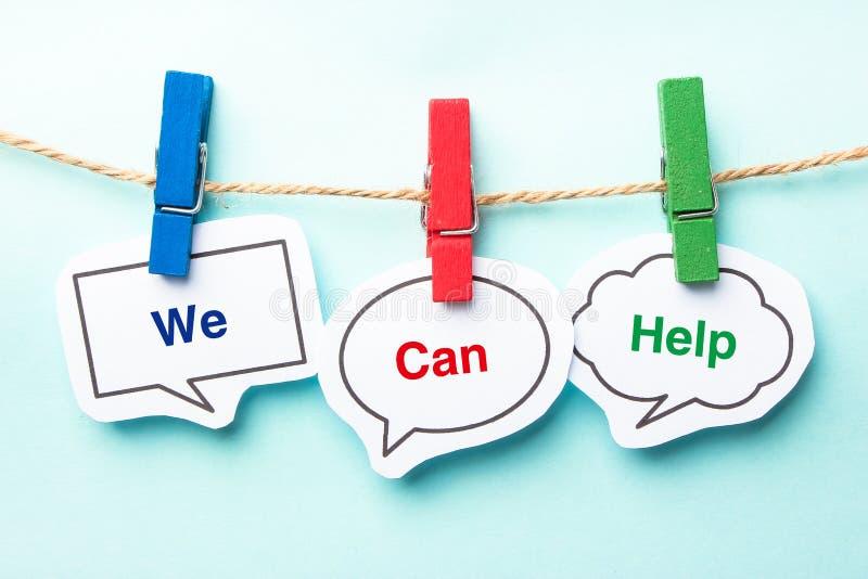 Possiamo aiutare