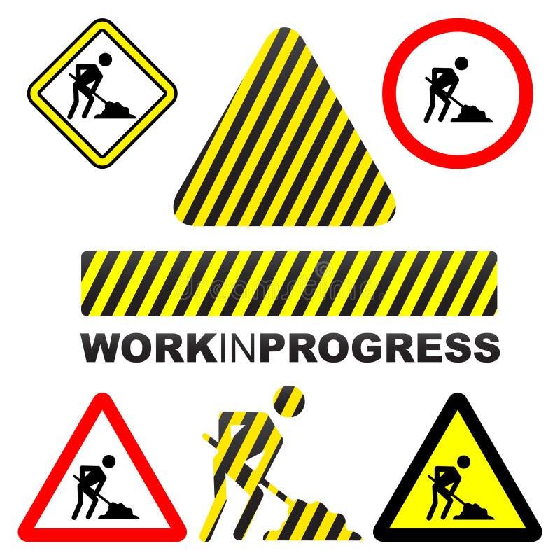 postęp praca