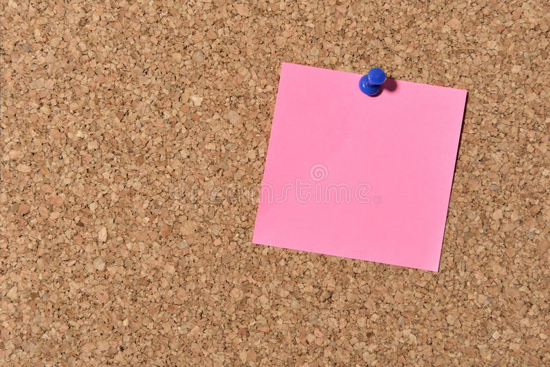 Post-it σημειώσεις στοκ εικόνες με δικαίωμα ελεύθερης χρήσης
