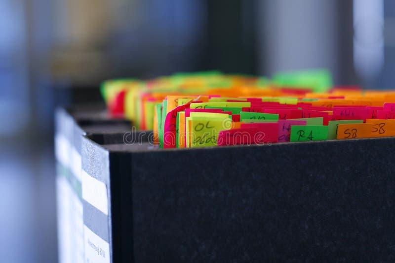 Post-It stockbilder