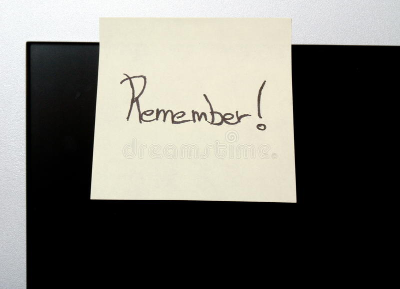 Download Post it stock image. Image of note, memory, sign, post - 25787315