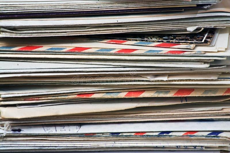 Post stock afbeelding