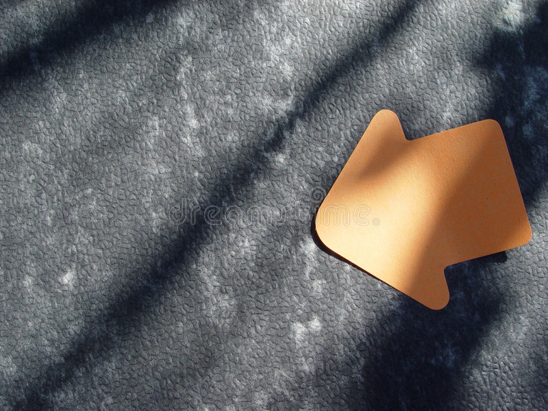 Download Post It Arrow Royalty Free Stock Photos - Image: 24128