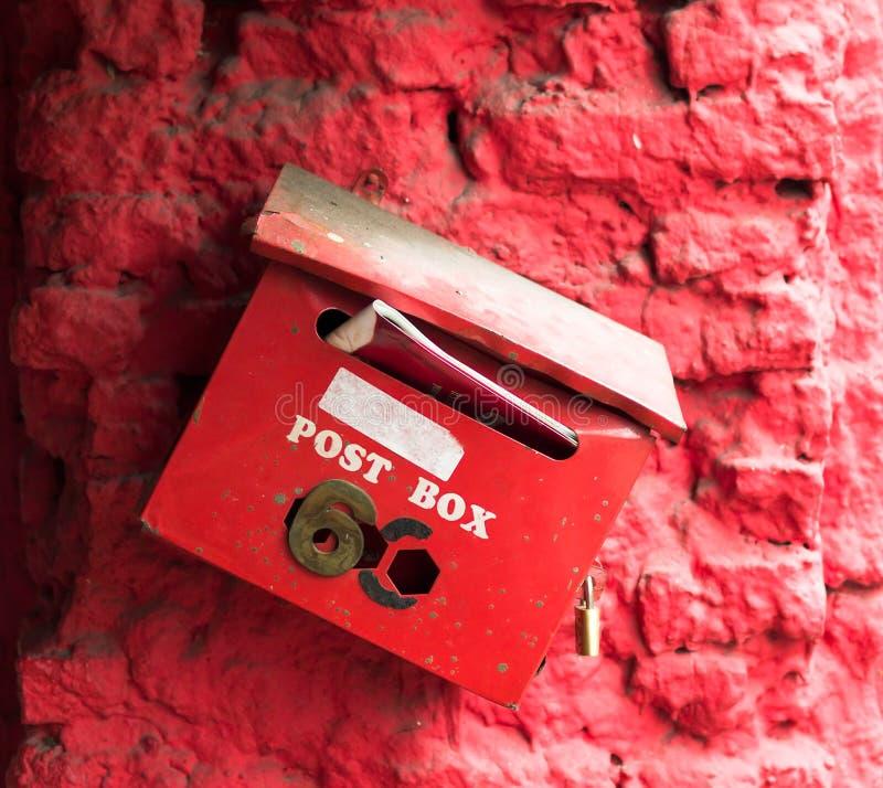 Free Post Box Royalty Free Stock Image - 3788766