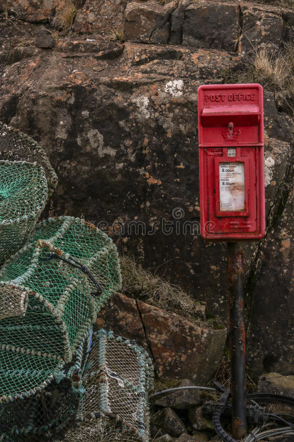 Post box stock photos