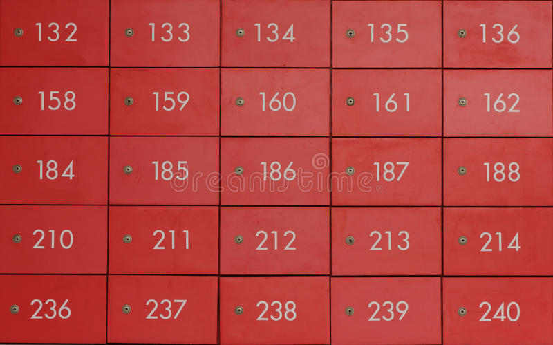 Download Post Boxes Stock Image - Image: 26267751