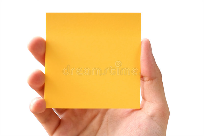 Post it! - focus on postit