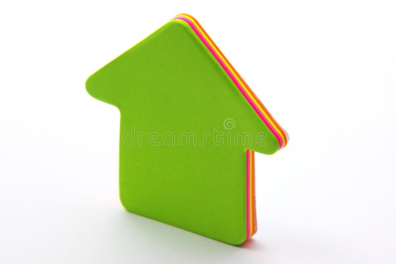 Download Post its stock image. Image of stacks, isolated, colored - 12218305