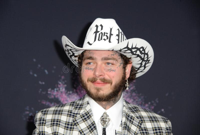 Post Malone royalty free stock photos