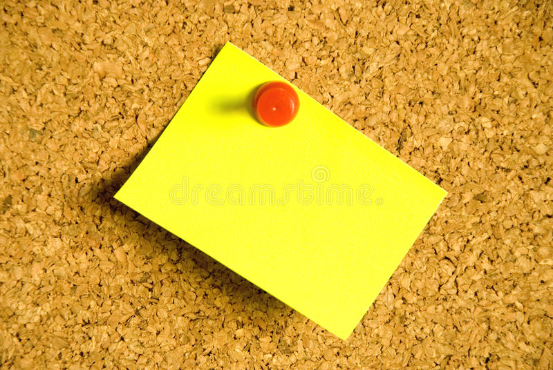 Download Post-it note stock image. Image of info, notice, clipboard - 10105239