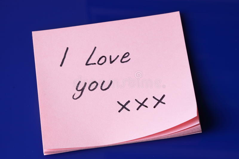 Download Post it note stock photo. Image of greeting, post, pink - 14357358