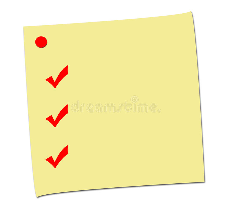 Download POST IT NOTE stock image. Image of square, tell, sign - 5673859