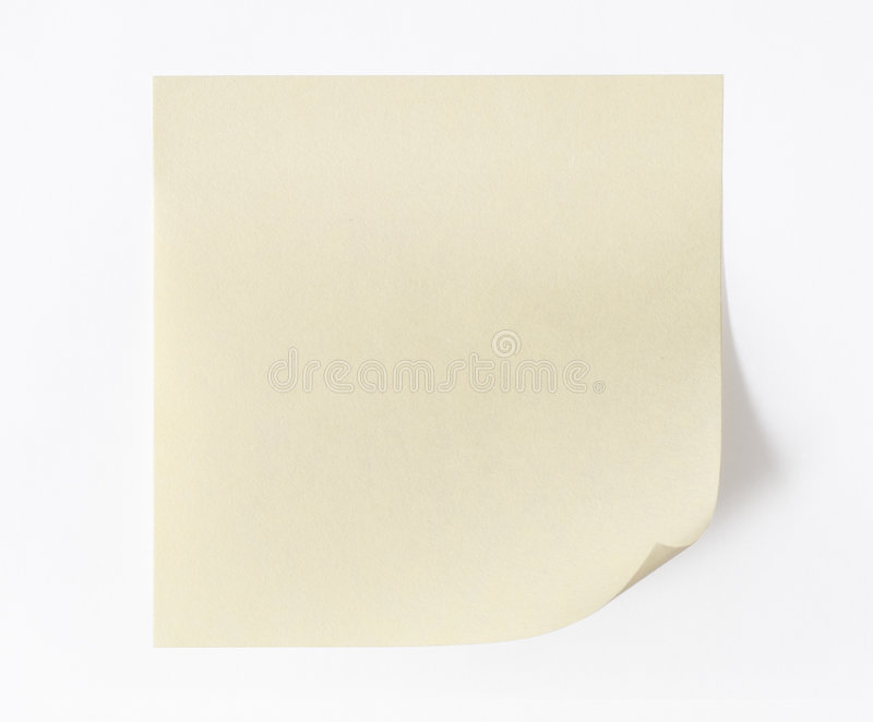 Download Post-It Note stock photo. Image of sketch, postit, organizer - 9313358